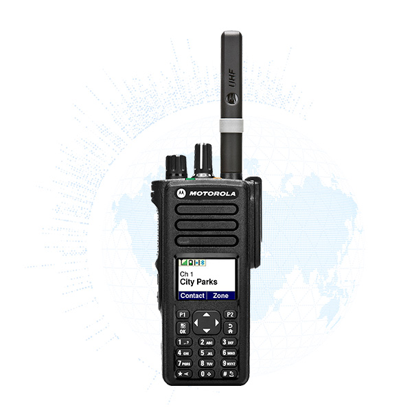 专网无线通信系统